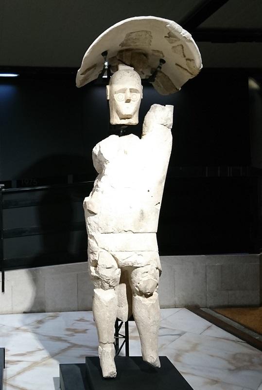 モンテプラマの巨人 ジガンティ