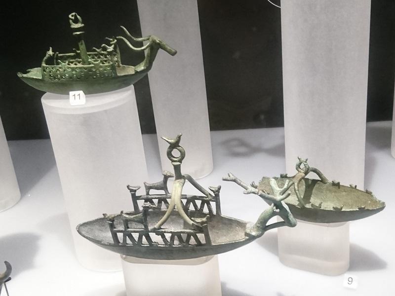 ブロンゼット カリアリ考古学博物館