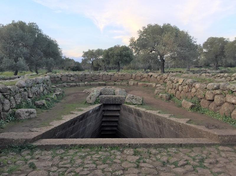 聖なる井戸 ポッツォサクロ